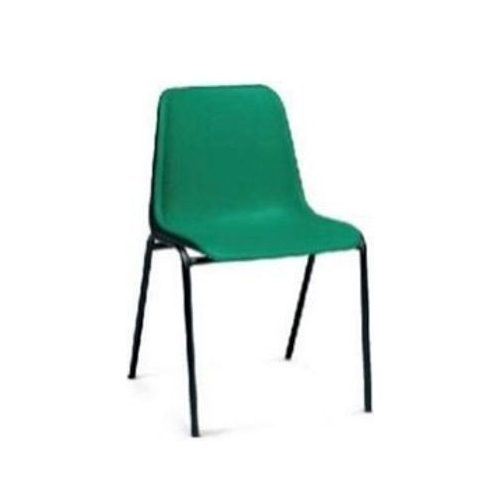 VICENZA PN fekete fémvázas szék műanyag palásttal