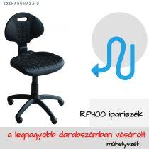 RP-100 Basic ipari forgószék PU ülő- és hátlappal