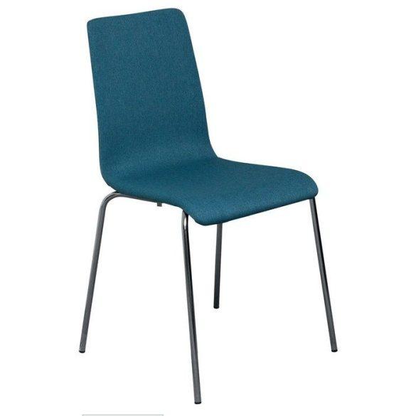 Elena M Soft Kárpitozott, fémvázas közösségi szék