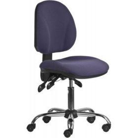 Kárpitozott antisztatikus szék