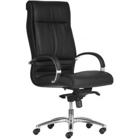 Erősített vezetői fotelek textilbőrrel