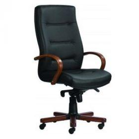 Vezetői székek valódi bőrrel