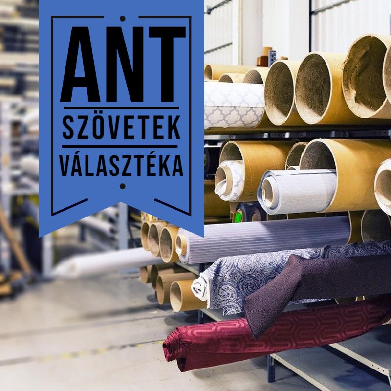 ANT tipusú székek szövetválasztéka