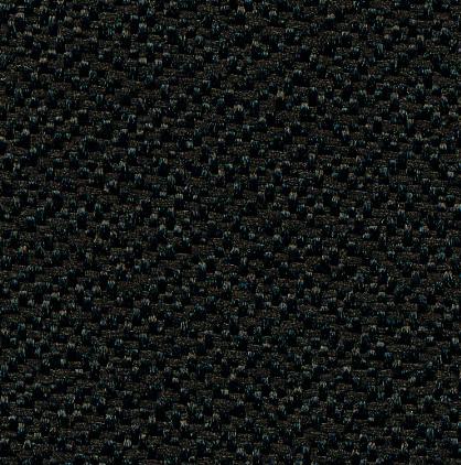 DO-02 fekete szövet irodaszékek, forgószékek kárpitozásához