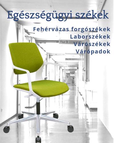 Egészségügyi székek, laborszékek, várótermi székek és várópadok