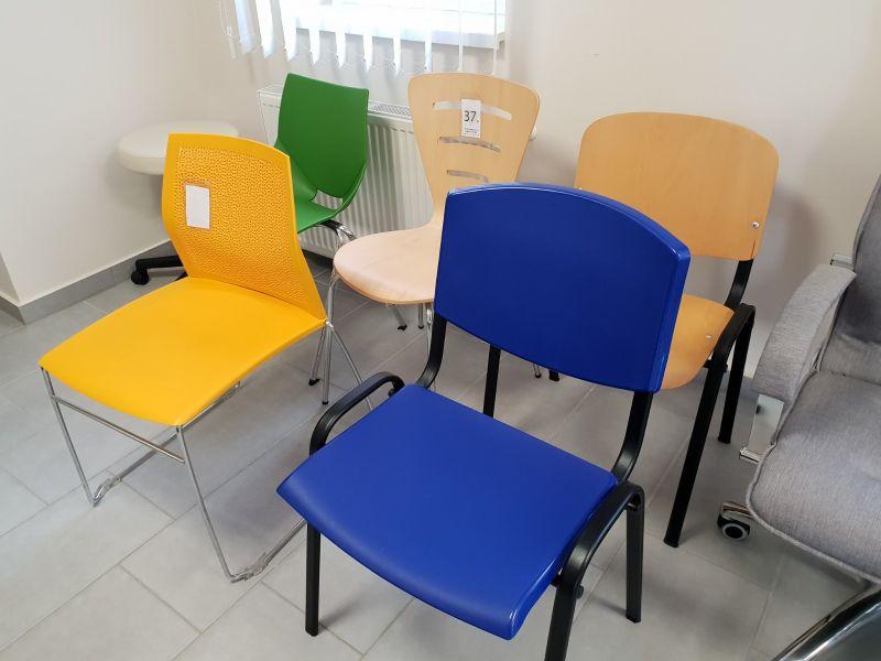 Egészségügyi székek - Irodaszék és forgószék Bemutatóterem