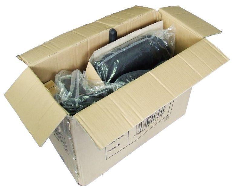 Irodaszékek, forgószékek kiszállítása dobozban futárszolgálattal